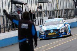 Aiden Moffat, Laser Tools Racing, Mercedes Benz A-Class