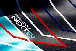 NextEV bodywork