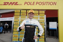 Il poleman Nicky Catsburg, Polestar Cyan Racing, Volvo S60 Polestar