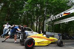 Daniel Allais, Reynard 97D-Judd, Start