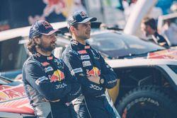 Сириль Депре и Давид Кастера, Peugeot Sport
