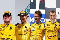 Les jeunes pilotes Renault