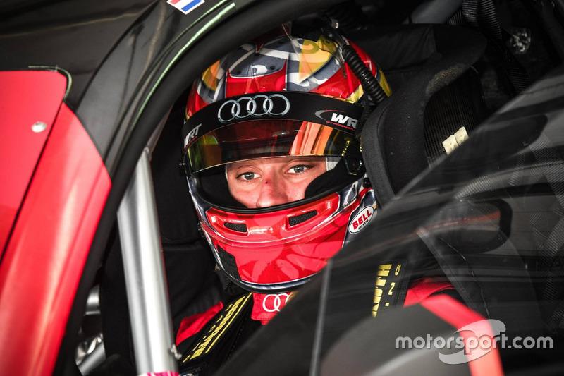#15 Audi Sport Team Phoenix, Audi R8 LMS: Robin Frijns
