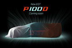 Il velo sulla nuova vettura EGT