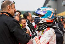 Il secondo classificato Nyck De Vries, Racing Engineering