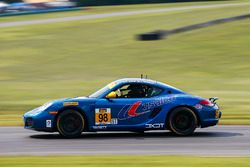 #98 DXDT Racing Porsche Cayman: David Askew, Aaron Povoledo