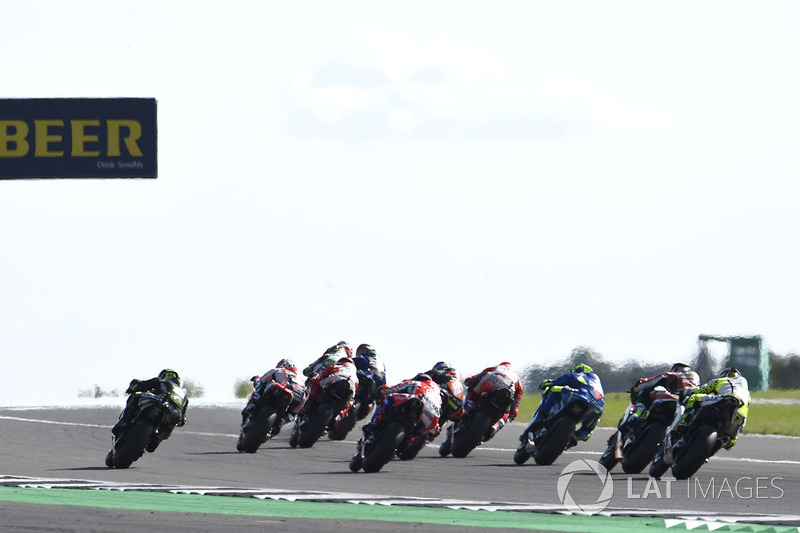 MotoGP Inggris 2017