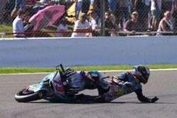La caduta di Alex Marquez, Marc VDS