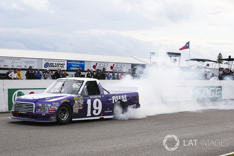 NASCAR Truck Series - CTMP - Austin Cindric