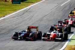 Roberto Merhi, Rapax and Jordan King, MP Motorsport