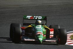 Алессандро Наннини, Benetton B189 Ford