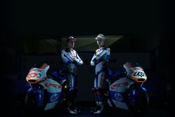 Edgar Pons and Fabio Quartararo, Pons HP 40