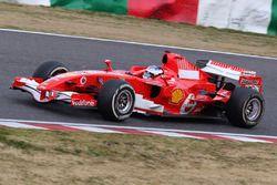 Giuliano Alesi, Ferrari 248 F1