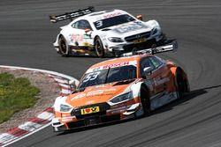 Jamie Green, Audi Sport Team Rosberg, Audi RS 5 DTM, Paul Di Resta, Mercedes-AMG Team HWA, Mercedes-