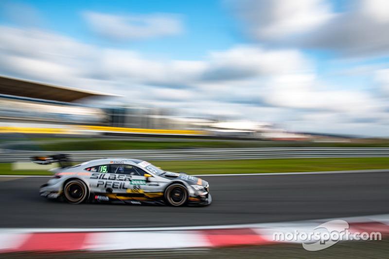 12. Maro Engel, Mercedes-AMG Team HWA, Mercedes-AMG C63 DTM