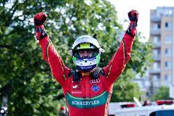 2016/2017 Formule E Kampioen Lucas di Grassi, ABT Schaeffler Audi Sport
