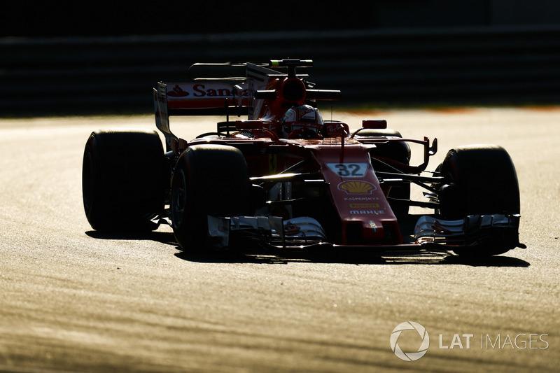 Charles Leclerc, Ferrari SF70