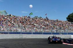 Jose Maria Lopez, DS Virgin Racing, volgt Tom Dillmann, Venturi
