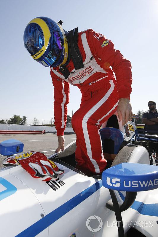 Себастьян Бурдэ, Dale Coyne Racing Honda