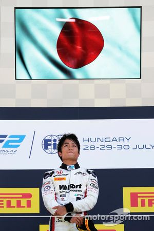 Winnaar Nobuharu Matsushita, ART Grand Prix