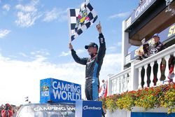 Winner Christopher Bell, Kyle Busch Motorsports Toyota