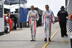 Marino Franchitti, Tom Long, Mazda Motorsports