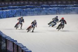 Динар Валеев, Франц Цорн, Гюнтер Бауэр и Стефан Свенссон