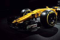 Renault Sport F1 Team RS17, l'ala anteriore