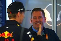 Jos Verstappen, Max Verstappen, Red Bull Racing