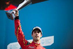 Podium: second place Lucas di Grassi, ABT Schaeffler Audi Sport