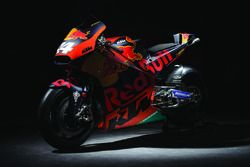Bike von Pol Espargaro, Red Bull KTM Factory Racing