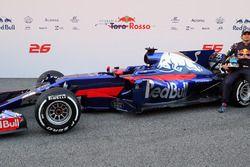 Carlos Sainz Jr., Scuderia Toro Rosso con el Scuderia Toro Rosso STR12