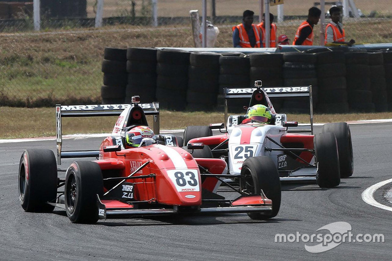 Manuel Maldonado, Mick Schumacher