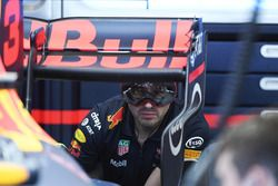 Red Bull Racing RB13: Heckflügel