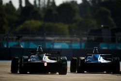 Sébastien Buemi, Renault e.Dams, Lucas di Grassi, ABT Schaeffler Audi Sport