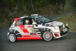 Federico Puleo, Alessandro Cervi, Fiat 500 Abarth