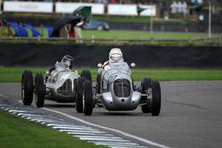 Goodwood Trophy: Calum Lockie Maserati 6CM