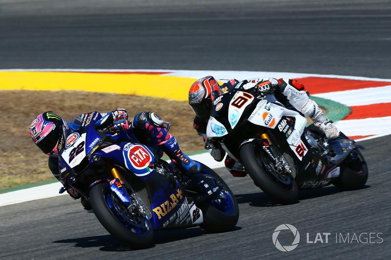 Alex Lowes, Pata Yamaha, Jordi Torres, Althea Racing