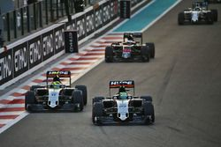 Nico Hülkenberg, Sahara Force India F1 VJM09 und Sergio Perez, Sahara Force India F1 VJM09