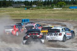 Andreas Bakkerud, Hoonigan Racing Division leads