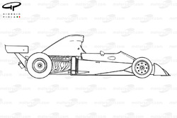 BRM P201 1974 side view
