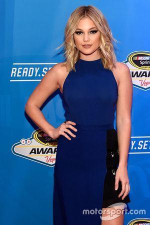 Actress/singer Olivia Holt