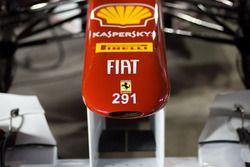 Detail, Ferrari F150