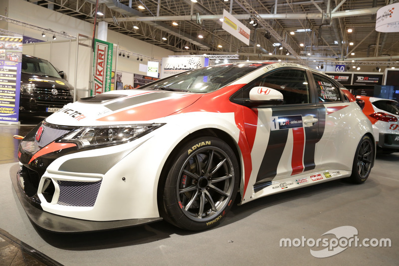 Honda Civic TCR