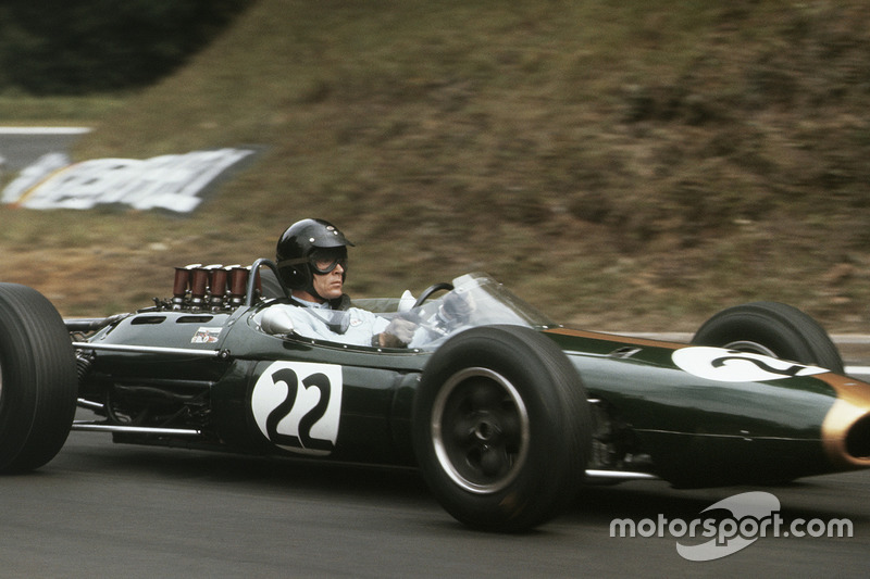 8º Brabham: 39 pole positions