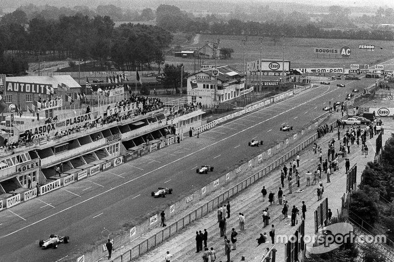 GP da França, 1967