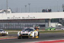 #98 Rowe Racing, BMW M6 GT3: Jesse Krohn, Markus Palttala