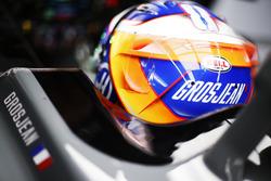 Шлем Ромена Грожана, Haas F1