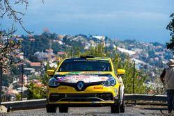 Kevin Gilardoni, Renault Clio R3T