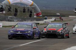 Gianni Morbidelli, West Coast Racing, Volkswagen Golf GTi TCR, Ferenc Ficza, Zele Racing, SEAT León TCR